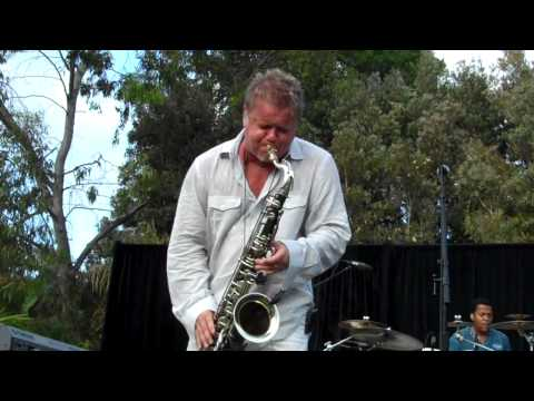 Euge Groove Performs Sneak A Peak  at the Hyatt Aviara