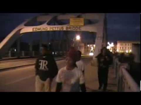 Central UMC Atlanta - Black History - Crossing the Historic Edmund Pettus Bridge