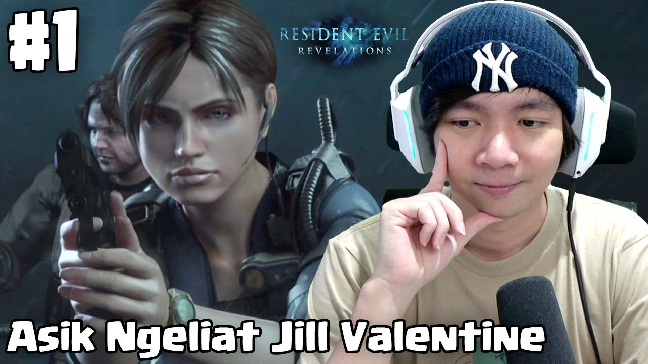 Ketemu Dengan Jill Valentine - Resident Evil Revelations Indonesia - Part 1