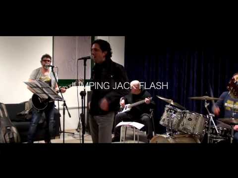 THE ROLLING STONES - Jumping Jack Flash (The Brown Sugar Band cover)