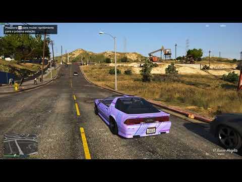GTA 5 GTA V Natural Vision Remastered Car Texture Bug