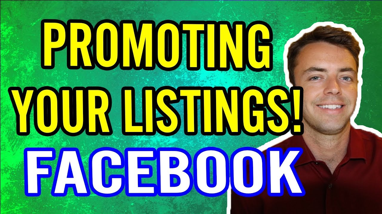 Real-Estate Facebook Ads (How-To Promote A Listing)
