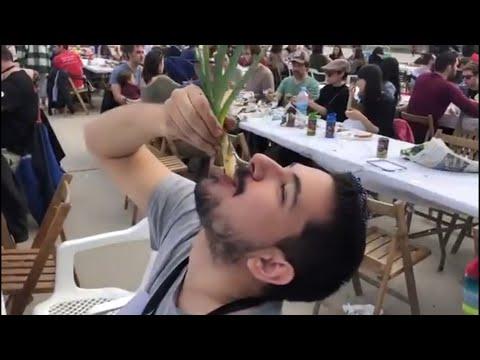 Castellers de Barcelona: CALÇOTADA POPULAR 2020