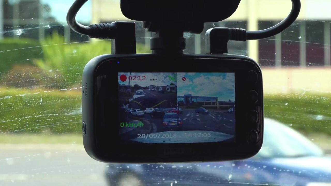 Uniden - 4wd Action -uniden Smart Dash Cam Igo Cam 70r