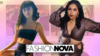 We Try the Most Revealing Clothes from Fashion Nova