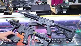 마루이 차세대 전동 소총이냐 가스식 소총이냐? (Is Marui the next-generation electric rifle or gas-fired rifle?)