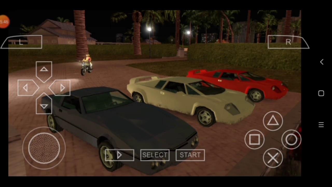 Baru misi pertama -GTA PPSSPP INFONESIA#2