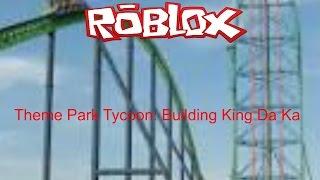 Roblox Theme Park Tyccn 2: construindo rei da Ka