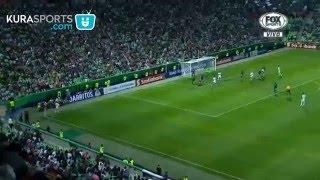 Resumen Santos 4 -0 Galaxy de Los Angeles | ConcaChampions 2016 | Cuartos de Final