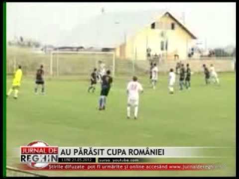 AU PĂRĂSIT CUPA ROMÂNIEI