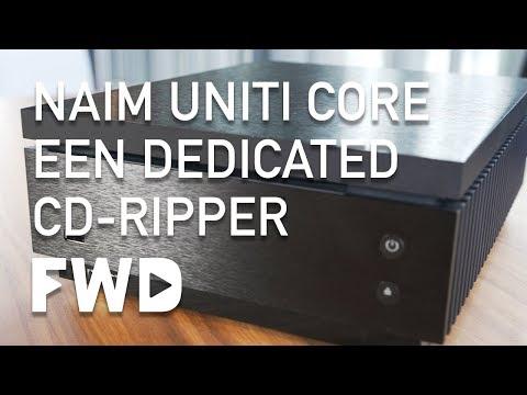 Uniti Core -  Waarom zou je kiezen voor een dedicated CD-ripper?