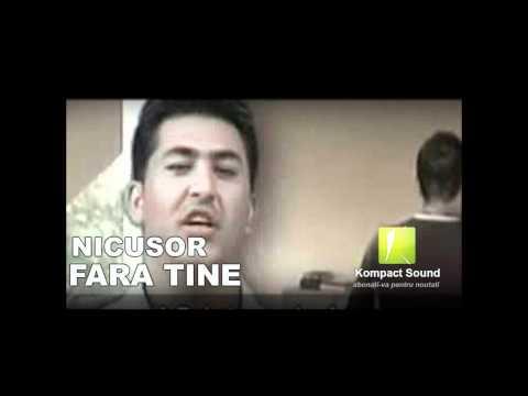 Nicusor Guta - Fara tine
