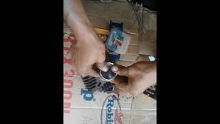 Panduan Cara Memasang Piston Ring Motor Honda