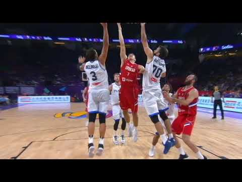 Košarka Kvalifikacije Za Sp 2019 Nemačka Srbija