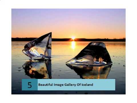 Beautiful Image Gallery Of Iceland