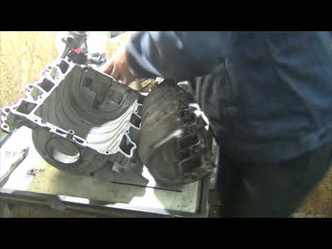 Mercedes-Benz G-класса M112 не едит и жрет бензин. Сборка. Ч2