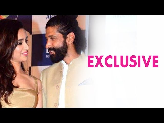 EXCLUSIVE| Shraddha Kapoor OPENS UP on reports of moving in with Farhan Akhtar