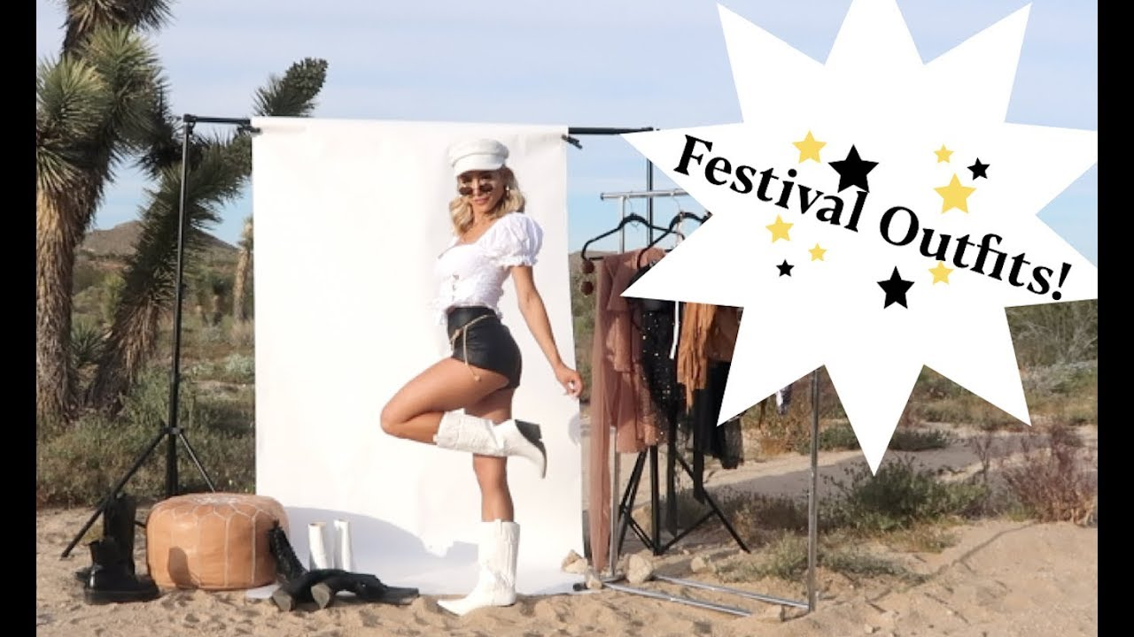 0a6f8b57591 Festival Outfit Ideas With Showpo