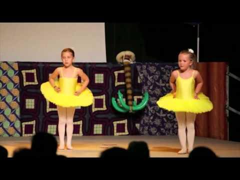 Eveil à la danse classique enfants GALA 2015 avec Marseille Dance Academy