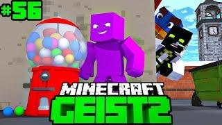EIN WEITERES GEHEIMES VERSTECK?! - Minecraft Geist 2 #56 [Deutsch/HD]