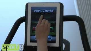 BH Fitness i.Concept - interaktív edzés