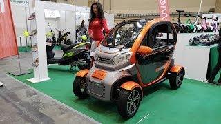 Rover Quick 2000: первый электромобиль с ценником 150 000 гривен! - gagadget