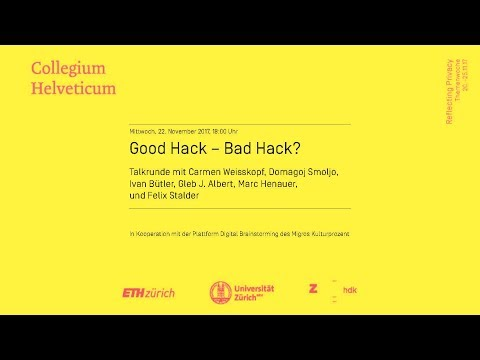 Good Hack – Bad Hack?