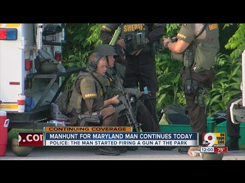 Kentucky National Guard, SWAT teams search Big Bone Lick State Park for armed man