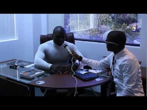Un Congolais qui a réussi, Tchicaya Missamou un US marine, un Businessman