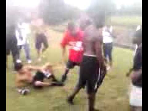 Terrell fight