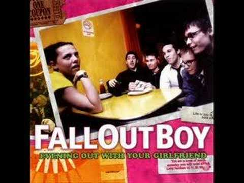 Fall Out Boy-Switchblades And Infidelity