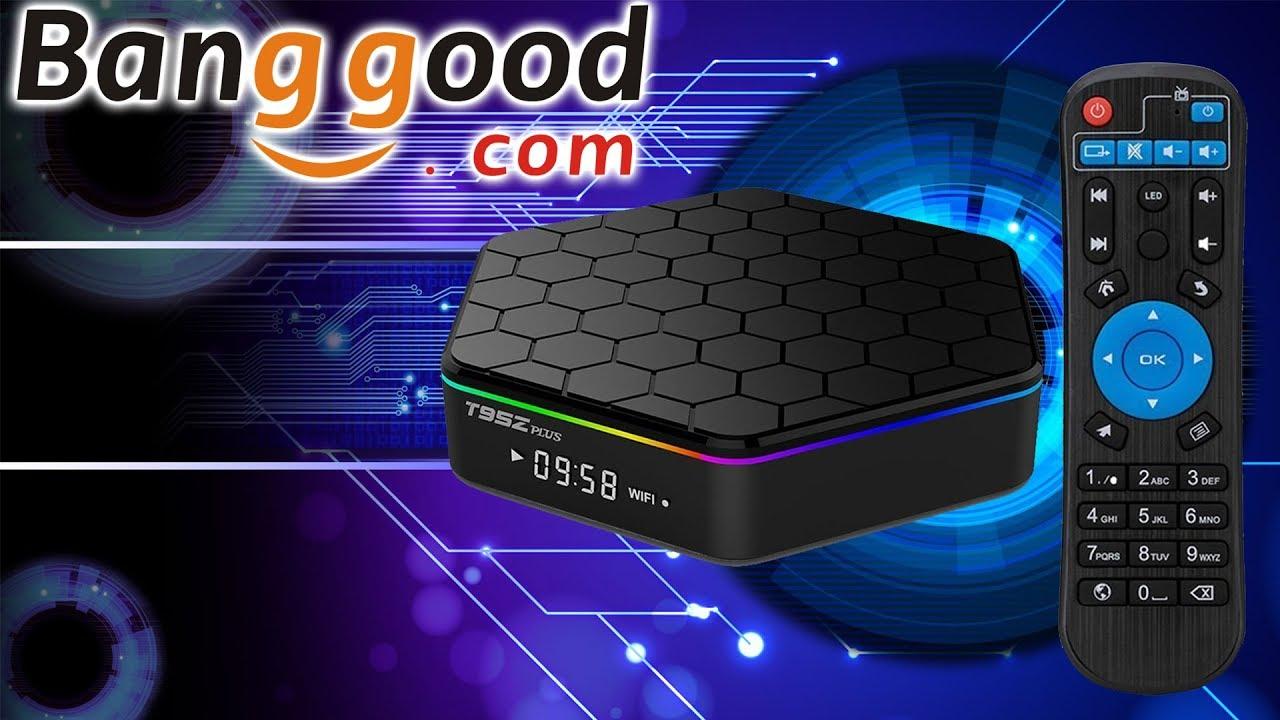 Hardware | SUNVELL T95Z PLUS Amlogic S912 3 GB RAM 32 GB ROM Android 7 1 TV  Box