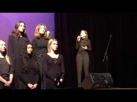 """Gospel Choir at RHSA performing Thirdstory's """"Still in Love"""" - Lead by Yara Zein and Georgia Harmer"""