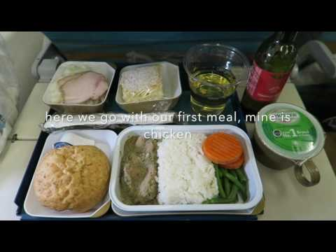 Fly With Me // Oman Flight Experince from Kuala Lumpur - Oma
