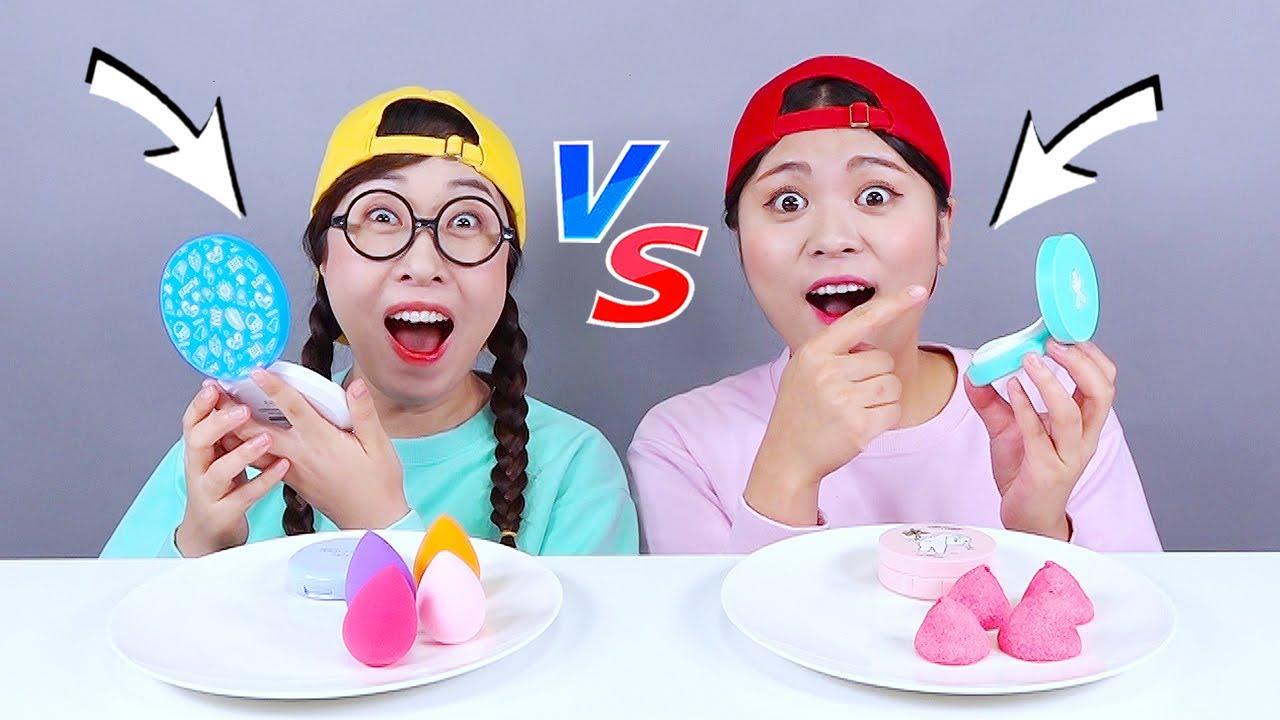 Download Chocolate Challenge Edible Makeup DONA Mukbang