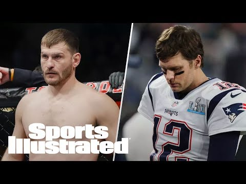 Tom Brady, Patriots Drama Ensues, Stipe Miocic On McGregor-Mayweather | SI NOW | Sports Illustrated