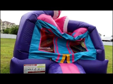 Thumbnail: How to setup a Bouncy House - Kissimmee