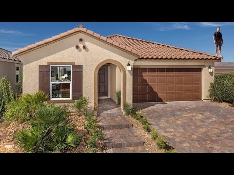 KB Homes Reserves At Saddlebrook In Tule Springs, North Las Vegas $306K, 3BD 2 BA, 2 Car, 1589 Sqft.