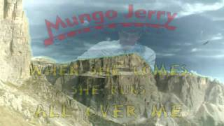 "Mungo Jerry Blues Band "" I Had A Bird """