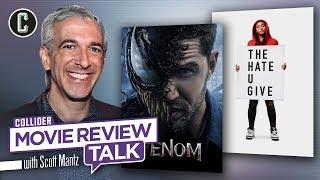 Venom, The Hate U Give - Movie Review Talk with Scott Mantz