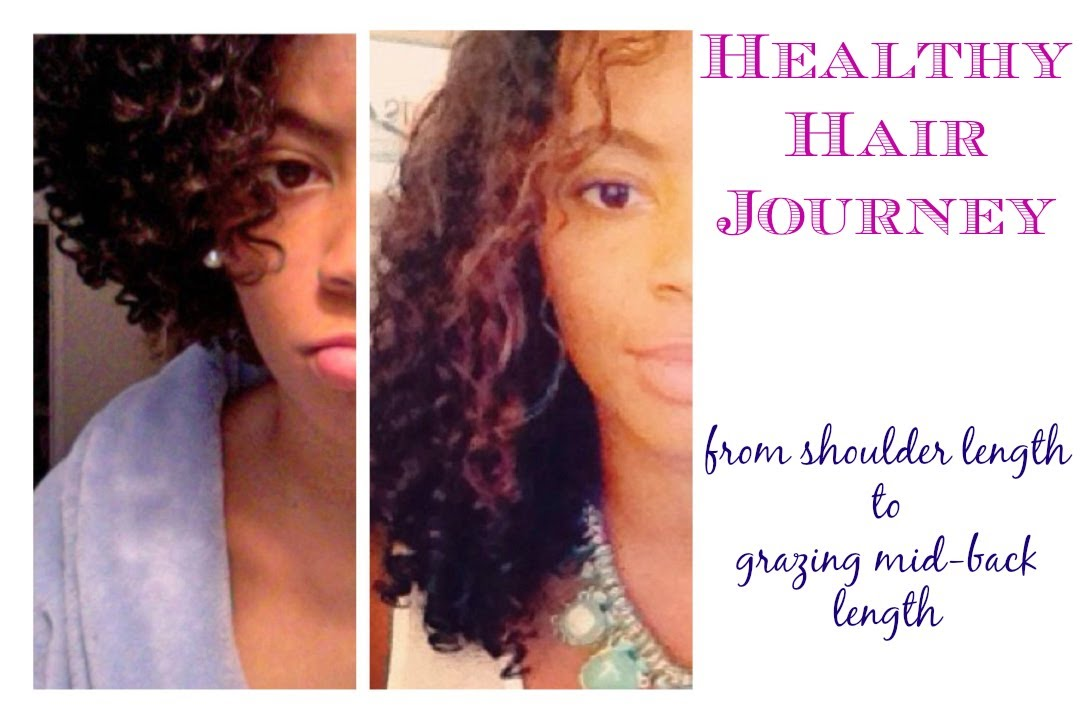 how to start a healthy hair journey