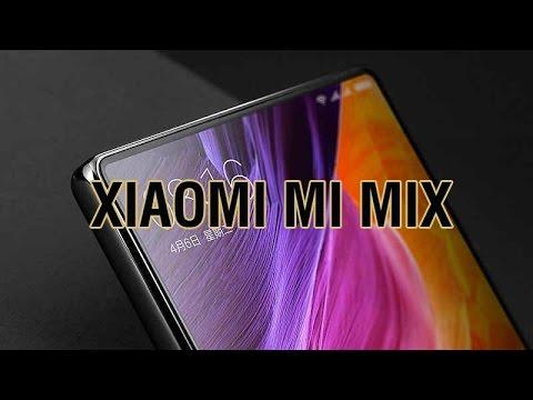 Xiaomi Mi Mix Indonesia - Spesifikasi dan Harga