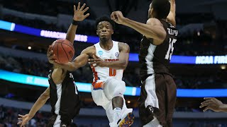 Florida cruises past St. Bonaventure in the first round