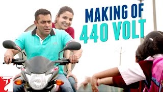 Making of 440 Volt Song | Sultan | Salman Khan | Anushka Sharma