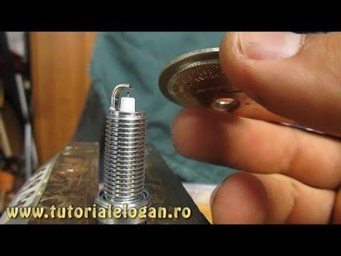 Tutorial reglat gap bujii iridium