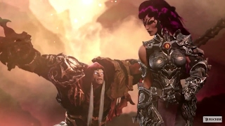 DARKSIDERS 3 - Official Cinematic Trailer (PS4, Pc, Xbox One, Game 2018)