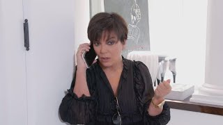 Kris Jenner Offers to Take Kendall Jenner to Hospital After Receiving Emergency Call