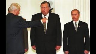 Режим Путина - прямой наследник режима Ельцина. Жуков