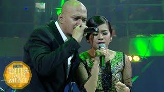 Gambar cover Ikke Nurjannah ft Husein - Terlena [Konser Pemenang AMI 2015] [29-09-2015]
