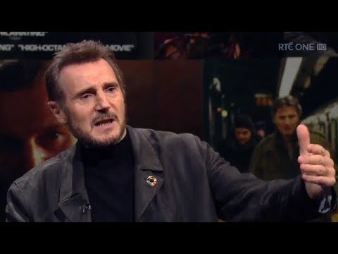 Liam Neeson calls sexual harassment scandal a 'witch hunt'